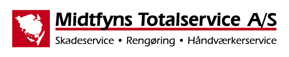 Midtfyns Totalservice logo